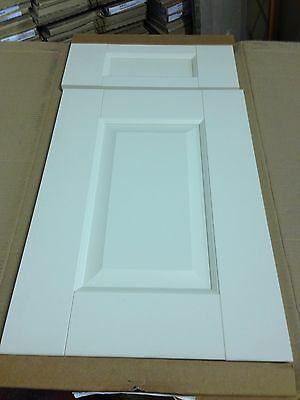 Door and Draw, 400 mm x Total 715mm high, Georgian Ivory/cream, KITCHEN