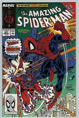 Amazing Spider-Man #327 1989 (C6233) 1st Series Acts of Vengeance