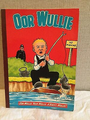 Oor Wullie Annual 1980 by DC Thomson