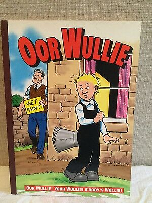 Oor Wullie Annual 2000 by DC THomson