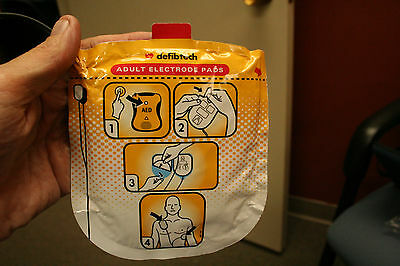 Defibtech AED Set of Electrode Pads for DDU-1000 2000 series  DDP-2001