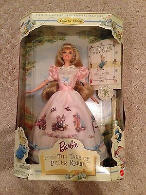 Barbie The Tale of Peter Rabbit #19360