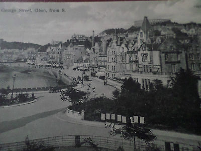 Postcard George Street Oban From The South
