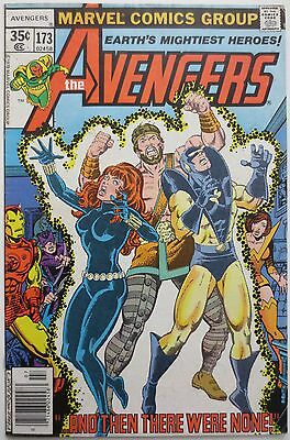 The Avengers #173 1978, Marvel Guardians of the Galaxy Collector Korvac (C2734)