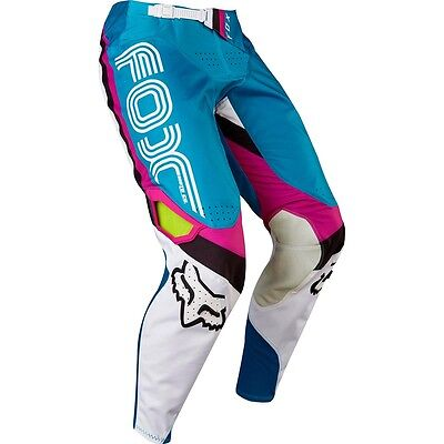Fox 2017 Mens 360 Rohr Mx Pants Teal