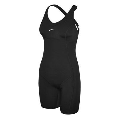 NEW Speedo Womens Hydralift Legsuit - Black from Ezi Sports Store