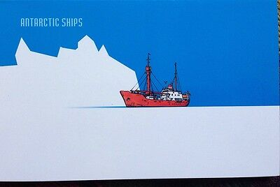 2003 AAT Antarctic Ships Post Office Pack