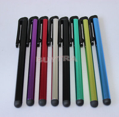 10x Universal Touch Screen  Pen Stylus For iPad Samsung Galaxy Cell Phone