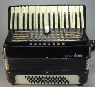 Excelsior Accordiana Piano Accordion 48 Bass - Model 648