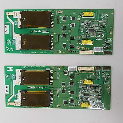 A set of inverter boards for LG LCD TV 55LD650-TA.AAUWLH