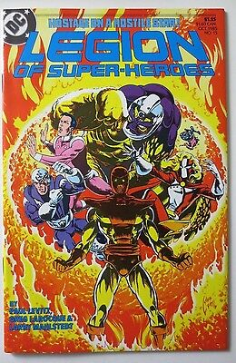 Legion of Super-Heroes #15 (Oct 1985, DC) (C5308)