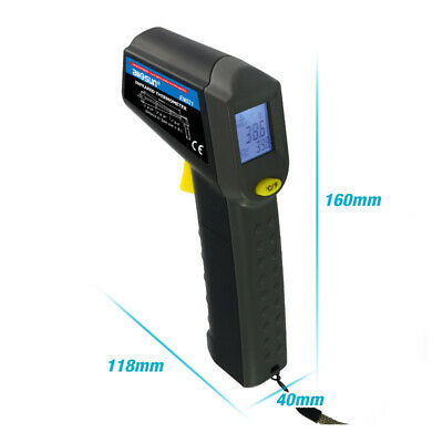 Handheld Digital Infrared Thermometer Gun Non-contact Laser Temperature Tester