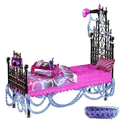 "Monster High Spectra Vondergeist  Floating Bed ""rare"" - Bnib"