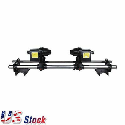 "US-54"" Automatic Media Take up Reel SD54 Two Motor for Mutoh/Mimaki/Roland/Epson"