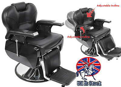 Panana Adjust Barber Reclining Hydraulic Salon Hair Cutting Shaving Tattoo Chair