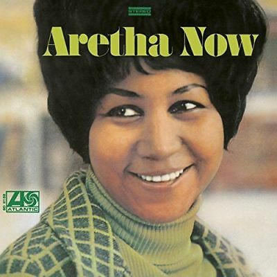 Aretha Franklin - Aretha Now (Japanese Atlantic Reissue) NEW CD