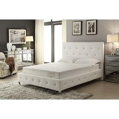 6-Inch Memory Foam Mattress Covered in a Soft Aloe Vera Fabric, Twin. Available