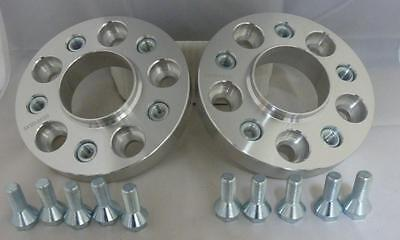 BMW 5 Series E39 5x120 74.1 20mm ALLOY Hubcentric Wheel Spacers with bolts