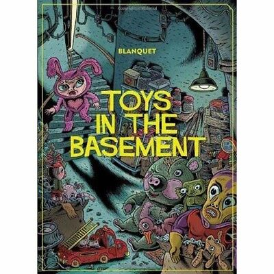 Toys in the Basement  by Stephane Blanquet