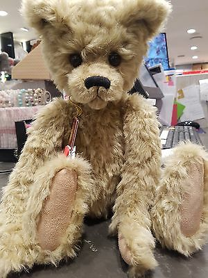 New **COLLECTABLE HANDMADE FULLY JOINTED CHARLIE BEAR ~ TIMELESS** 42cm