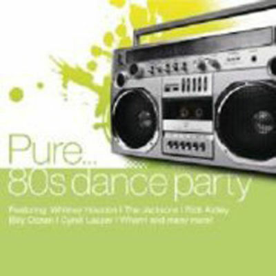 Various - Pure... 80's Dance Party NEW 4 x CD
