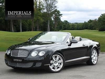 2010 Bentley Continental 6.0 W12 GTC 2dr