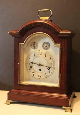 A Large C19th Junghans Westminster Bracket Clock Multiple Gongs