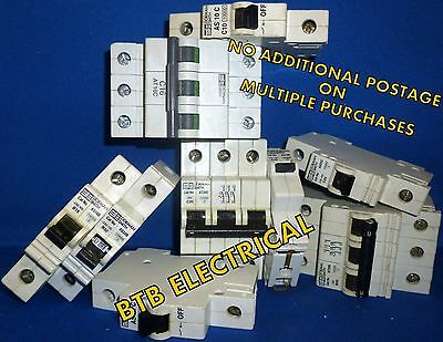 Dorman Smith MCb's Single and Triple Pole Multiple Types and Amperages