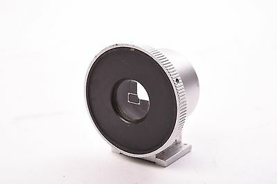 Leica accessory SVGOO Viewfinder for lens 90mm. Good condition.