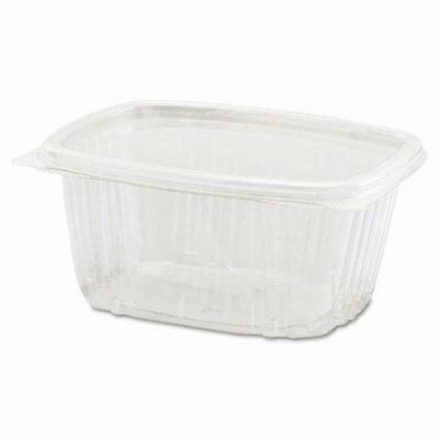 Genpak AD16 16-Ounce Hinged Deli Containers Case of 200