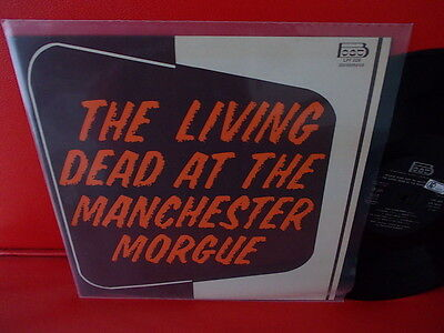 MINT! 1974 Italy Library Zombie Funk SORGINI The Living Dead At The Manchester