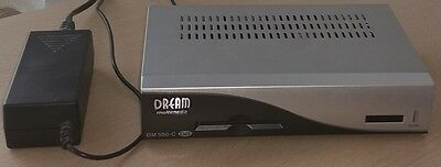 Dreambox DM500C Kabel-TV-Receiver DVB-C Gemini