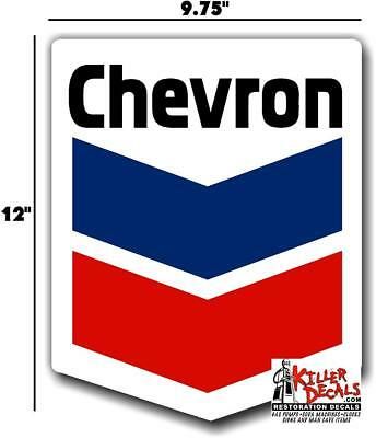 """30/"""" ACE HIGH GASOLINE OIL VINYL DECAL FOR GAS PUMP LUBSTER"""
