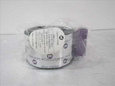 813910080055BK Markem Imaje  termal transfer ribbons 55mm X 800m blakc (New)