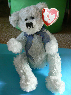TY Beanies The Attic Treasures Collection. Armstrong The Bear With Tags.