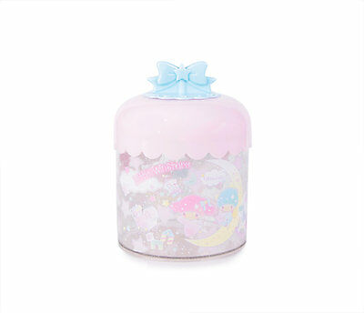 Little Twin Stars Cottonwool Container/Box: Yumeiro