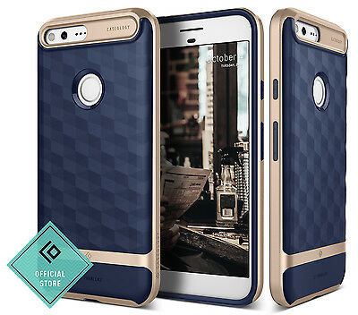 For Google Pixel Caseology® [PARALLAX] Shockproof TPU Slim Bumper Case Cover