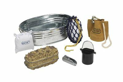Stable Feed Traditional accessory set healthy and happy