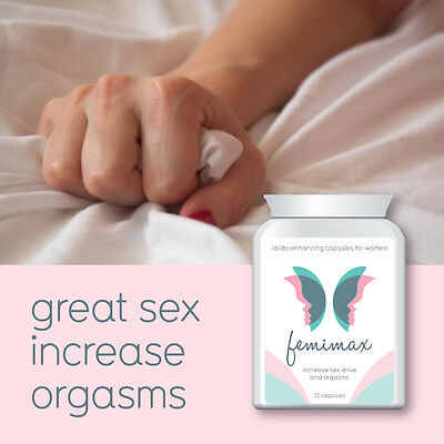 Femimax Libido Enhancing Tablet For Women Deeply Intense Powerful Orgasm