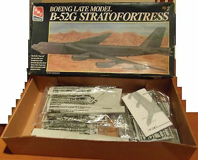 AMT/ERTL 8625 Boeing Late Model B-52G Stratofortress 1/72
