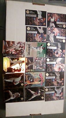 lot of 16 1990s subsets power brokers griffey