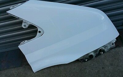 Ford Transit Mk7 Front Wing O/s Driver Side Frozen White  2006-2013