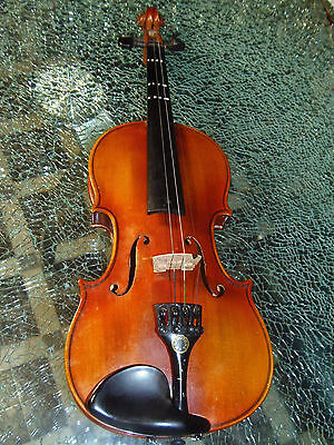 Vintage  Violin W/BOW and CASE,KRONOTONE, Made in Germany / US Zone