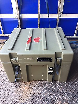 EX ARMY Heavy Duty Space Case Container Trimcast Spacecase Camping 4WD Caravan
