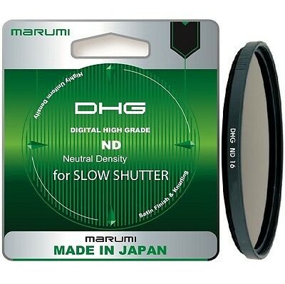 Marumi DHG 37mm ND16 Neutral Density Filter. In London