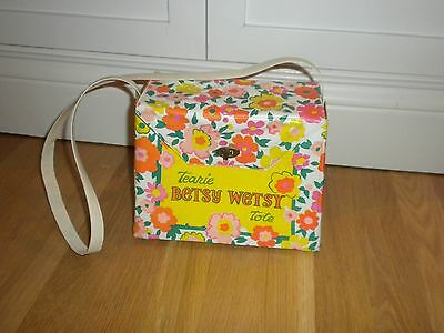 Colorful!!   Tearie Betsy Wetsy Tote