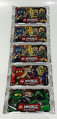 Lego Ninjago Trading Card Game X5 Booster Packs (1 Special Card Guaranteed!)Sale