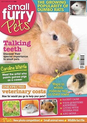 Small Furry Pets Magazine APR/MAY 2016 (NEW)