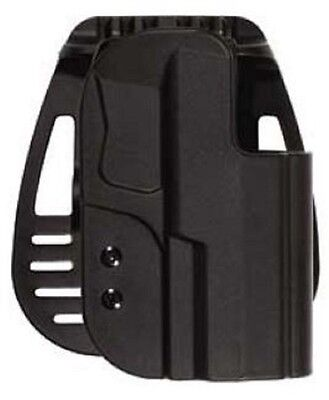 Uncle Mike's Kydex Paddle Holster RH Ruger P85 P89 P90 5415-1 043699541515