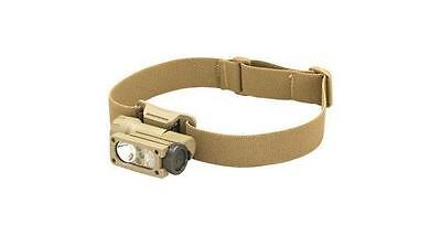 Streamlight 14059 Tan Elastic Headstrap For Sidewinder Compact Flashlights